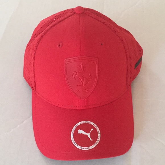 bucket accessories phoenix ferrari cap knit ls unisex puma sports in men caps for hat running com s